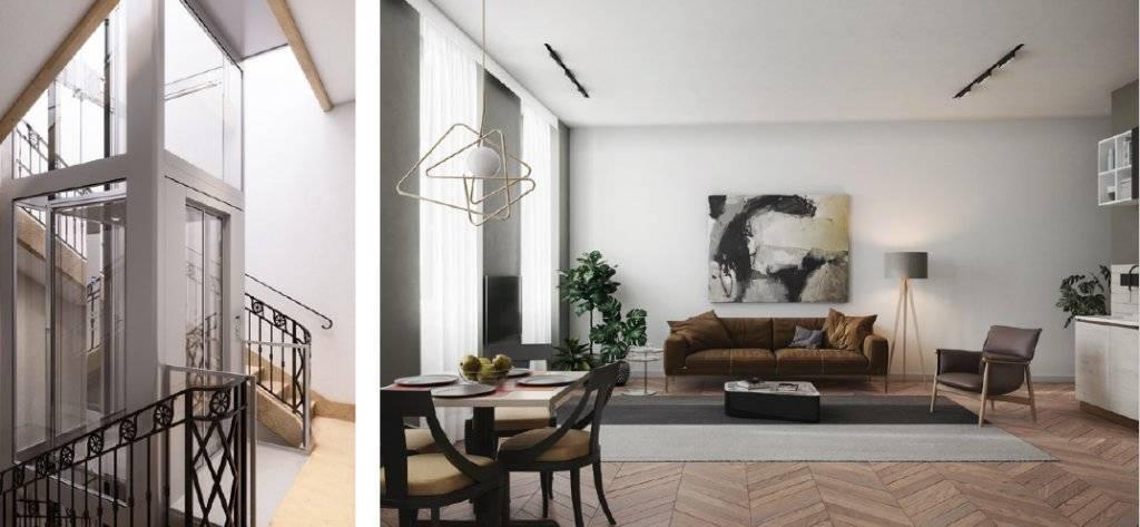 Development Apartment Lyon 2ème