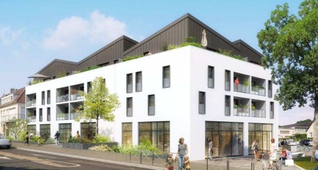 Development Building Caen