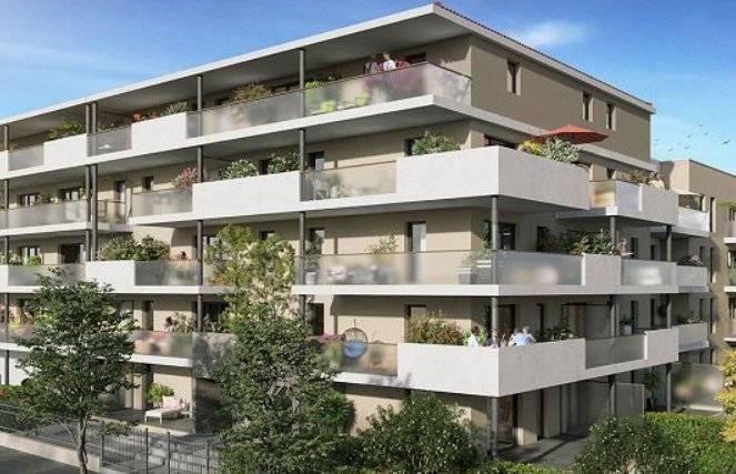 Development Apartment Marseille 13ème