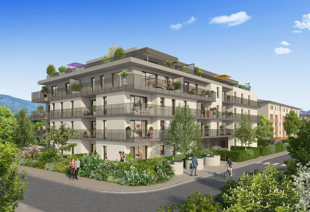 Vente Penthouse Ambilly